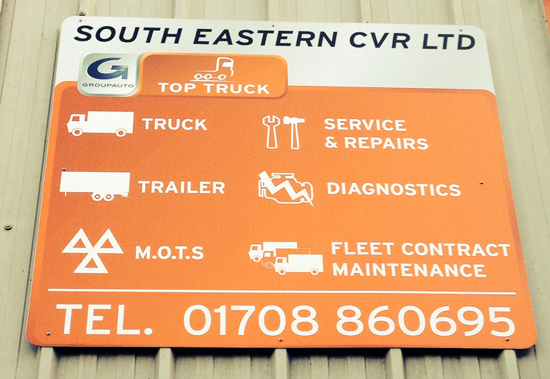 South Eastern CVR Ltd